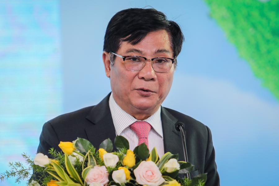 Ông Trần Quang Trung - Chủ tịch Hiệp hội Sữa Việt Nam