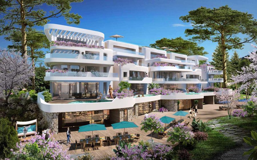 Chuỗi dự án bất động sản hàng hiệu trải dài từ Bắc tới Nam được Sunshine Homes phát triển.