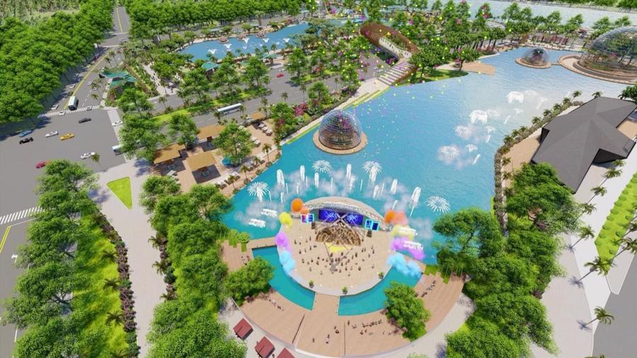 Sunshine Heritage Hà Nội - một trong những chuỗi dự án của Sunshine Homes, nơi tái hiện nhiều hoạt động văn hóa đặc trưng của dân tộc.