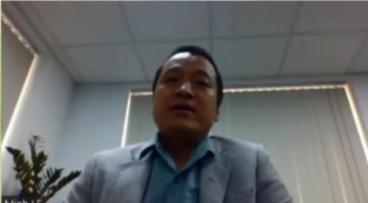 Ông Lê Quang Minh, Giám đốc Phân tích đầu tư, Công ty CK Mirae Asset.
