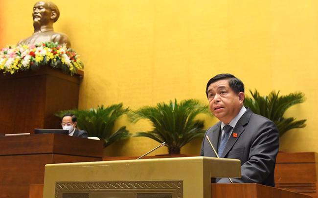 Quốc hội thông qua kế hoạch đầu tư công trung hạn giai đoạn 2021-2025 - Ảnh 1
