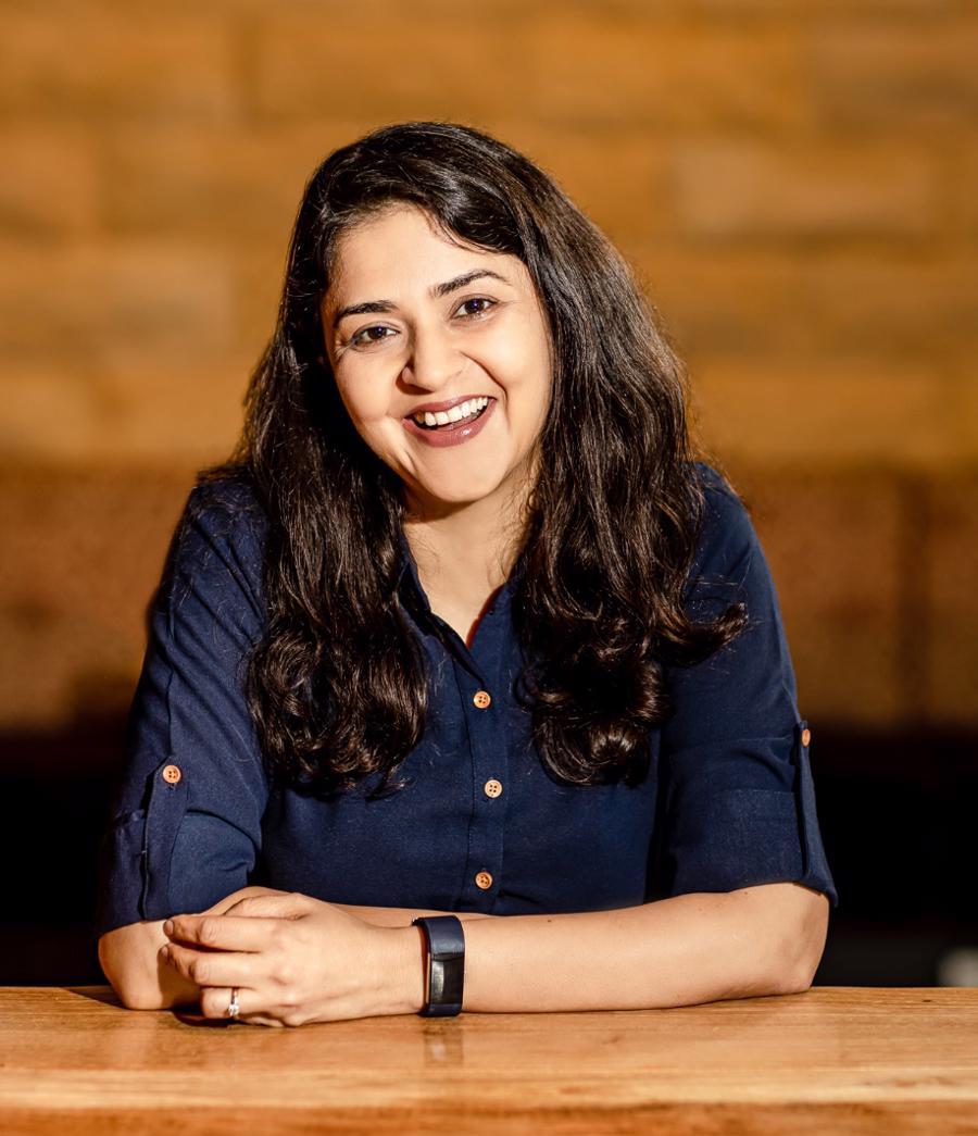 Bà Shweta Jain, Trường phòng phát triển kinh doanh, Giải pháp Giải trí truyền thông, AWS khu vực APAC.