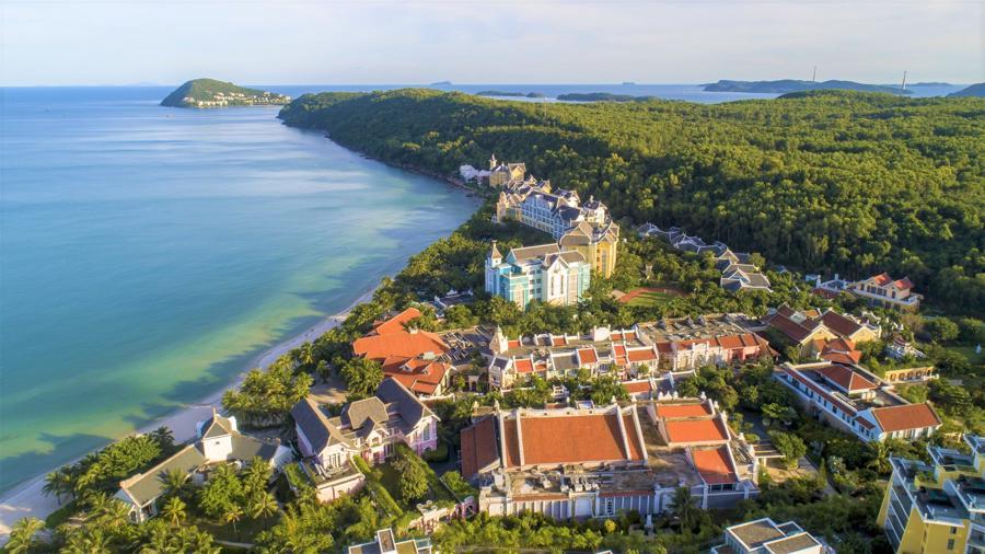 Dòng bất động sản second home đề cao cá nhân hóa sẽ sớm xuất hiện ở Bãi Kem- top 100 bãi biển đẹp nhất hành tinh.