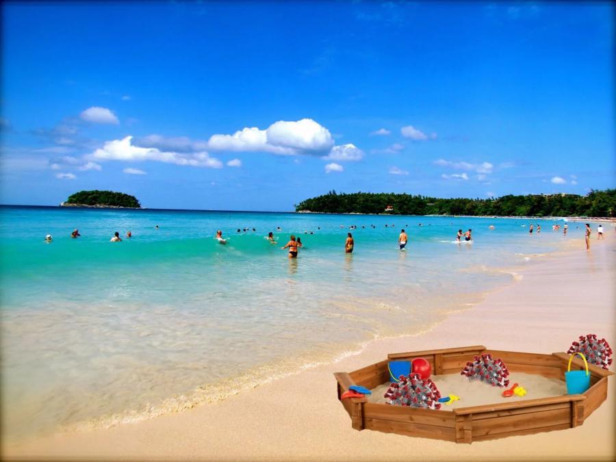 """Biến chủng Delta đã đe dọa đến việc thực thi chương trình du lịch miễn cách ly """"hộp cát Phuket""""."""