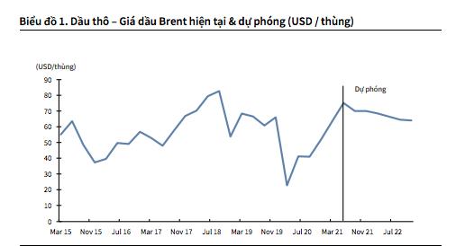 Giá dầu tăng cao, cổ phiếu nhóm dầu khí sẽ lên đỉnh mới? - Ảnh 1