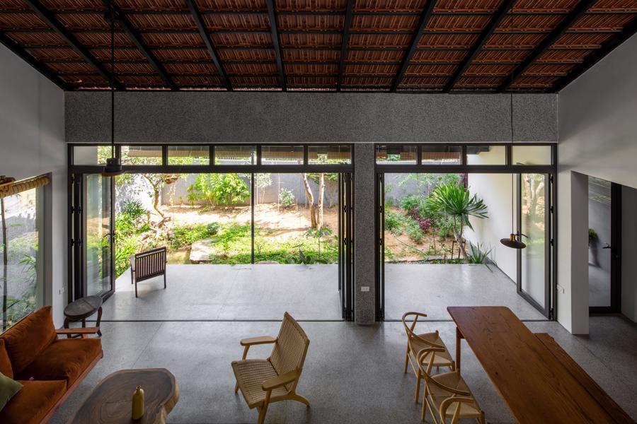 Ngôi nhà gạch Việt Nam được giới thiệu trên trang web kiến trúc hàng đầu thế giới - Ảnh 3