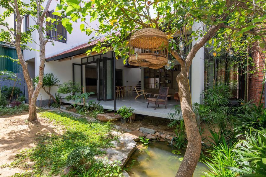 Ngôi nhà gạch Việt Nam được giới thiệu trên trang web kiến trúc hàng đầu thế giới - Ảnh 5