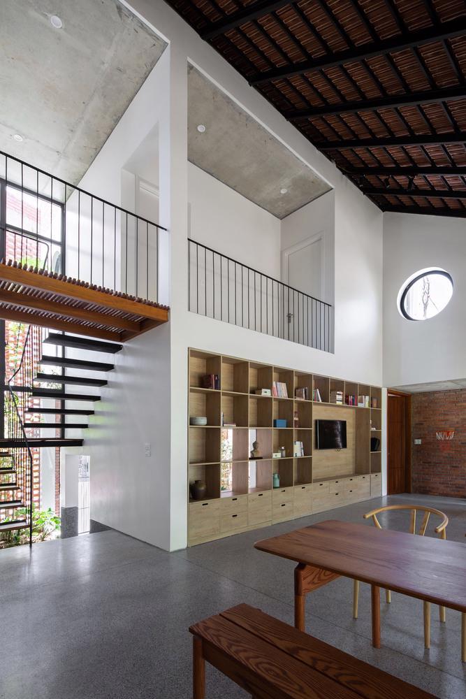 Ngôi nhà gạch Việt Nam được giới thiệu trên trang web kiến trúc hàng đầu thế giới - Ảnh 11
