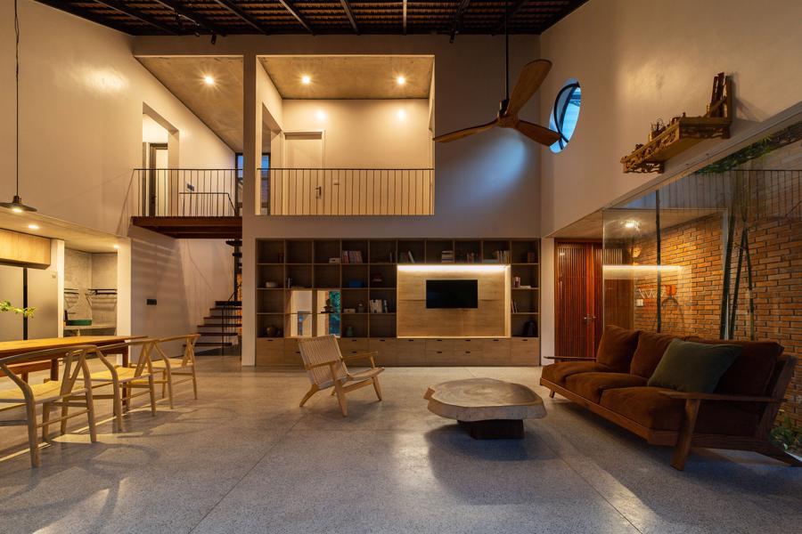 Ngôi nhà gạch Việt Nam được giới thiệu trên trang web kiến trúc hàng đầu thế giới - Ảnh 9