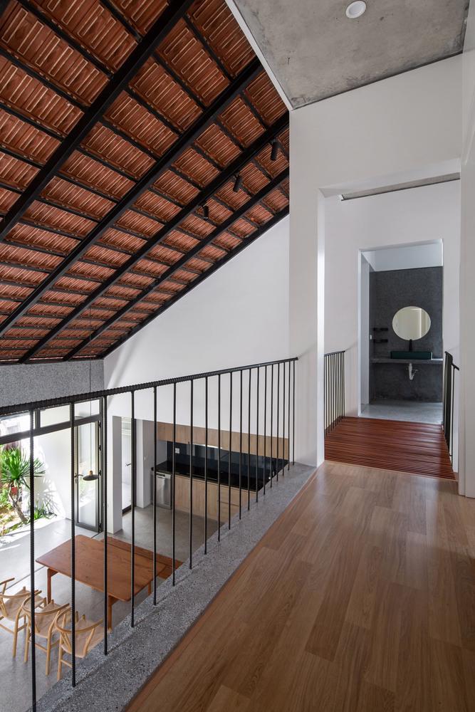 Ngôi nhà gạch Việt Nam được giới thiệu trên trang web kiến trúc hàng đầu thế giới - Ảnh 13