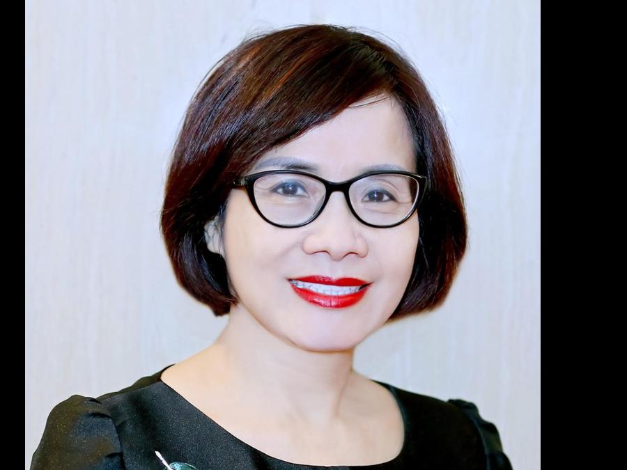 Bà Đặng Hoàng Oanh - Thứ trưởng Bộ Tư pháp