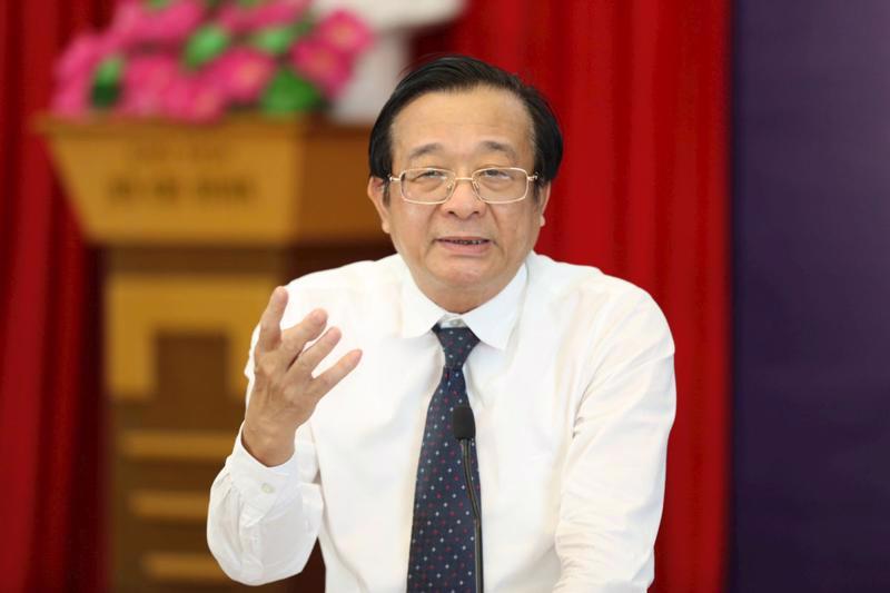 TS. Nguyễn Quốc Hùng, Tổng thư ký Hiệp hội Ngân hàng Việt Nam.