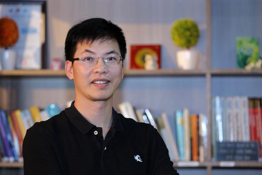 Ông Trần Việt Hùng, Co-founder và CEO của Got It