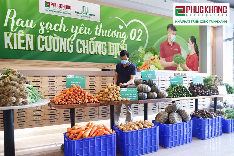 """Phuc Khang Corp: """"Rau sạch yêu thương - kiên cường chống dịch"""" - Ảnh 2"""