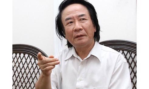 Chuyên gia giao thông Nguyễn Xuân Thuỷ.