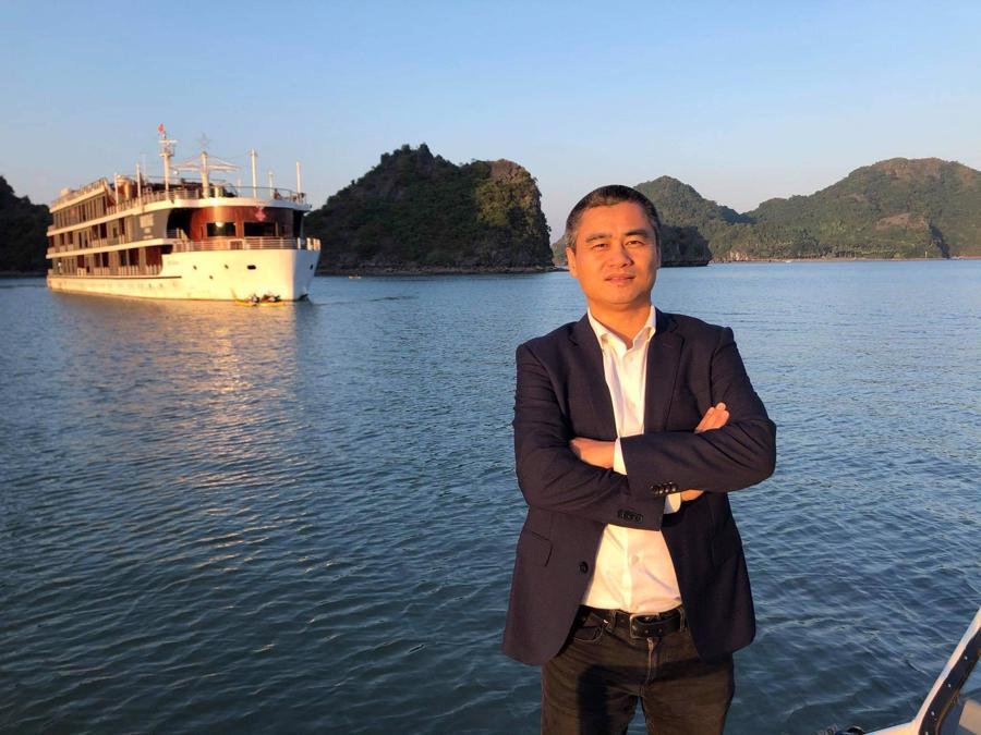 Doanh nhân Phạm Hà, Chủ tịch HĐQT Lux Group.