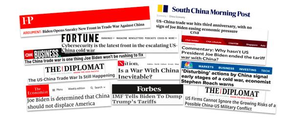 Căng thẳng Mỹ-Trung gần như chắc chắn sẽ tiếp tục leo thang - điều này cuối cùng sẽ có lợi cho Việt Nam.