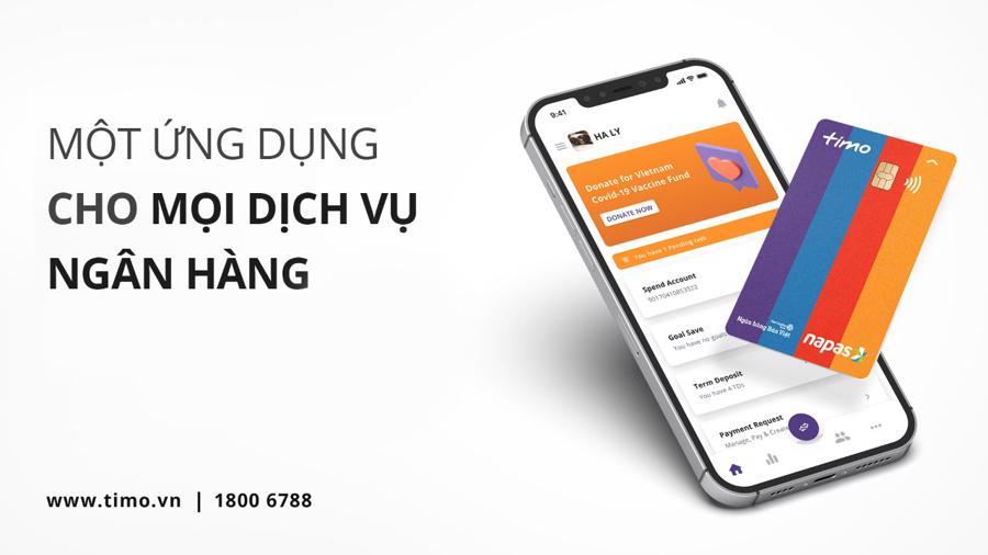 Hành trình 5 năm phát triển của ngân hàng số Timo tại Việt Nam - Ảnh 1