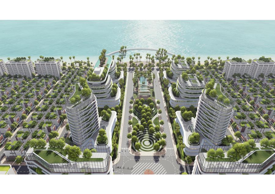 Dự án Hùng Sơn, Thanh Hoá là môt trong những dự án tiềm năng sẽ mở bán quý 4/2021.