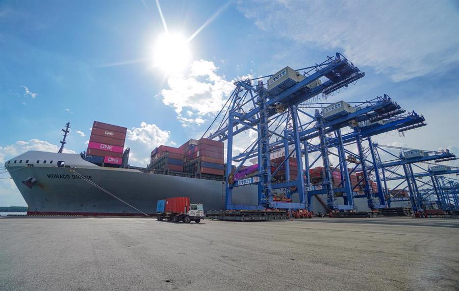 Tân Cảng Sài Gòn sẽ tiếp tục thực hiện nghiêm các quy định, phương án phòng, chống dịch tại các cảng biển.