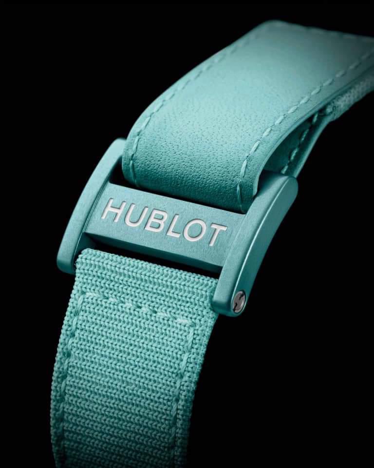 Hublot ra mắt đồng hồ unisex phiên bản giới hạn - Ảnh 4