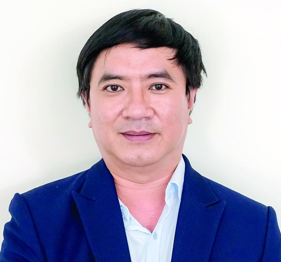 Ông Trần Lê Huy Tổng thư ký Hiệp hội Gỗ và Lâm sản tỉnh Bình Định