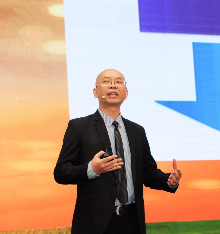 Ông Trần Thanh Hải.