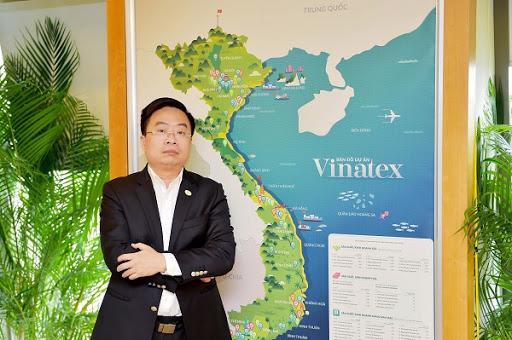 Ông Lê Tiến Trường, Chủ tịch Tập đoàn Dệt may Việt Nam.