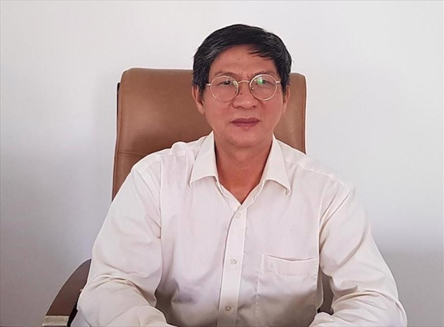 ÔngTrương Đình Hòe Tổng thư ký Hiệp hội Chế biến và Xuất khẩu thủy sản Việt Nam (Vasep)