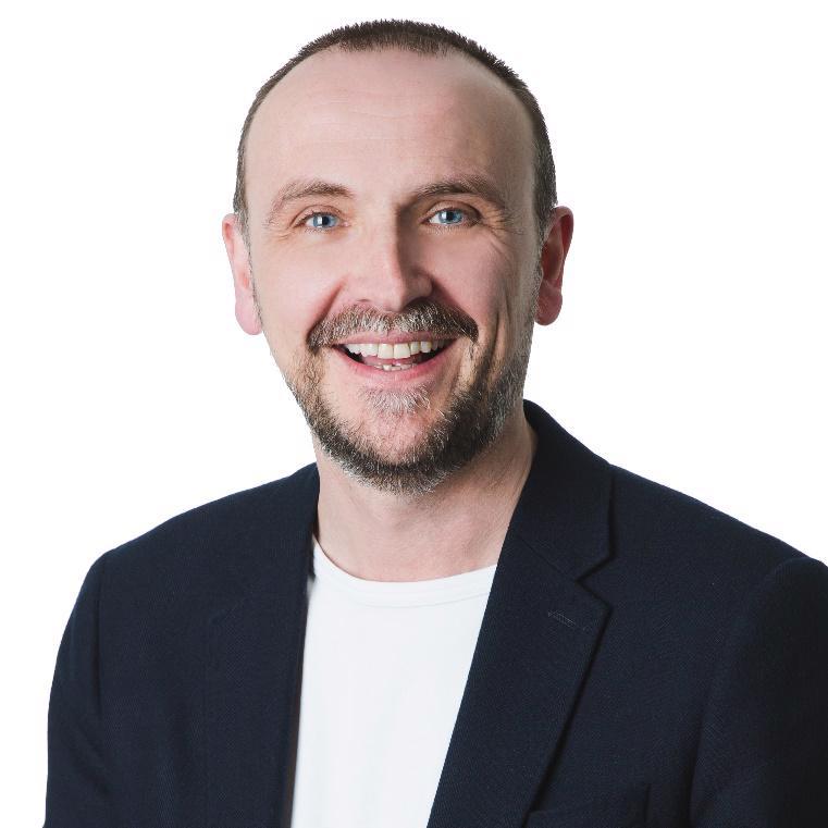Ông Gareth Smith, Tổng giám đốc, Eggplant, Công ty con thuộc Keysight Technologies.
