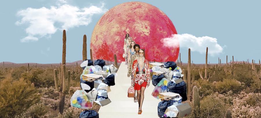 Ngành thời trang đã nhận diện được trách nhiệm lớn lao của mình trong việc thay đổi cách thức vận hành vốn có phần lãng phí tài nguyên.