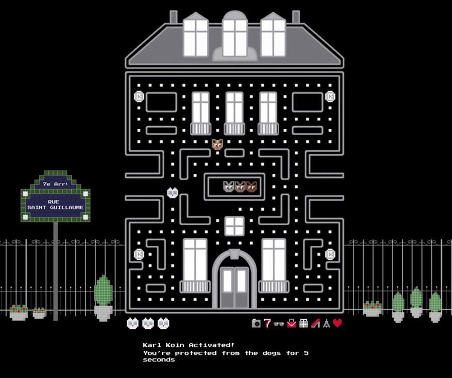 """""""Điểm danh"""" trò chơi trực tuyến của các hãng thời trang xa xỉ - Ảnh 3"""