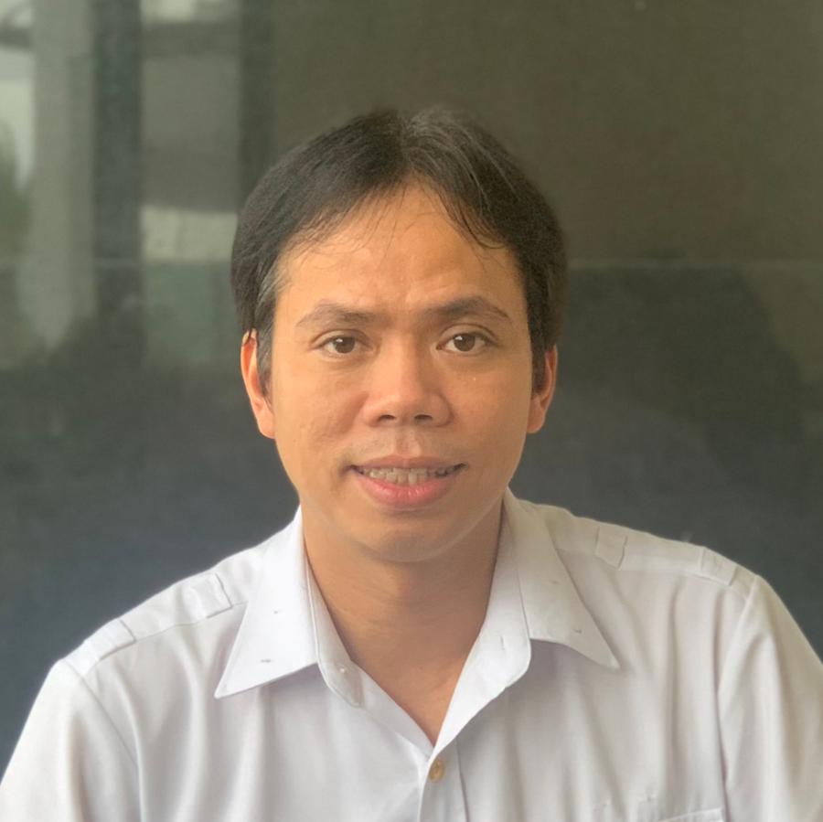Ông Trương Tấn Lộc, Giám đốc Marketing, Tổng công ty Tân Cảng Sài Gòn.