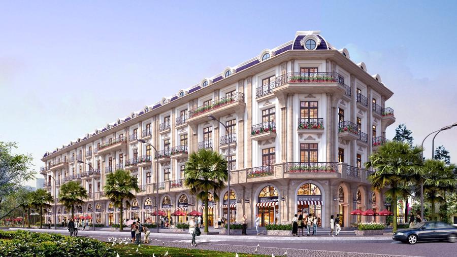Shophouse D'. Metropole Hà Tĩnh sở hữu nhiều ưu thế vượt trội.