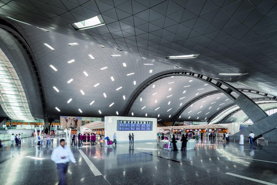 Sân bay tốt nhất thế giới năm 2021 không còn là Changi - Ảnh 7