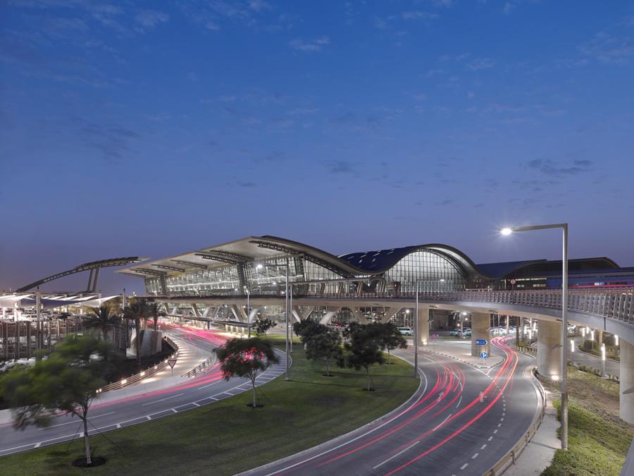 Sân bay tốt nhất thế giới năm 2021 không còn là Changi - Ảnh 1
