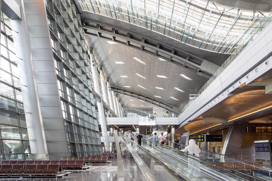 Sân bay tốt nhất thế giới năm 2021 không còn là Changi - Ảnh 6