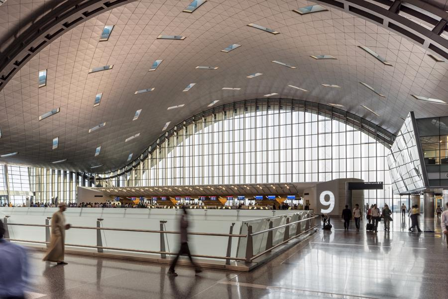 Sân bay tốt nhất thế giới năm 2021 không còn là Changi - Ảnh 5
