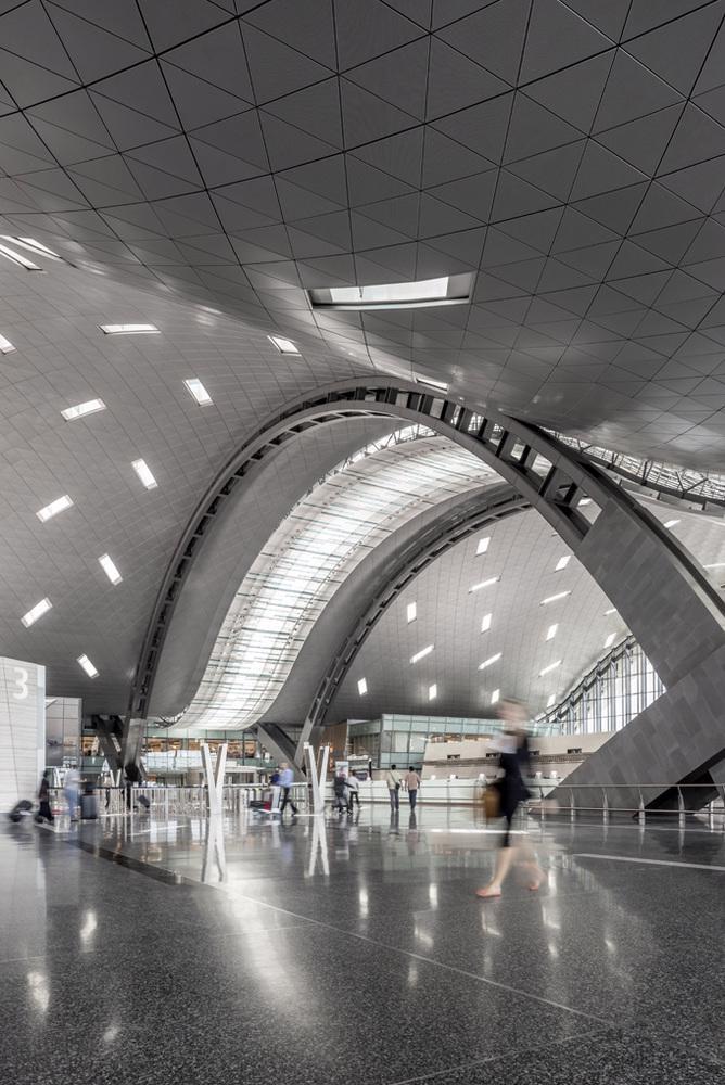 Sân bay tốt nhất thế giới năm 2021 không còn là Changi - Ảnh 3
