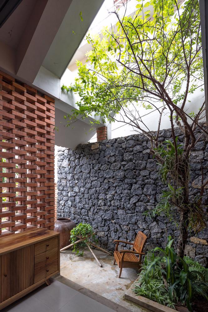 Ngôi nhà gạch độc đáo tại Sơn La được lên tạp chí nước ngoài - Ảnh 6