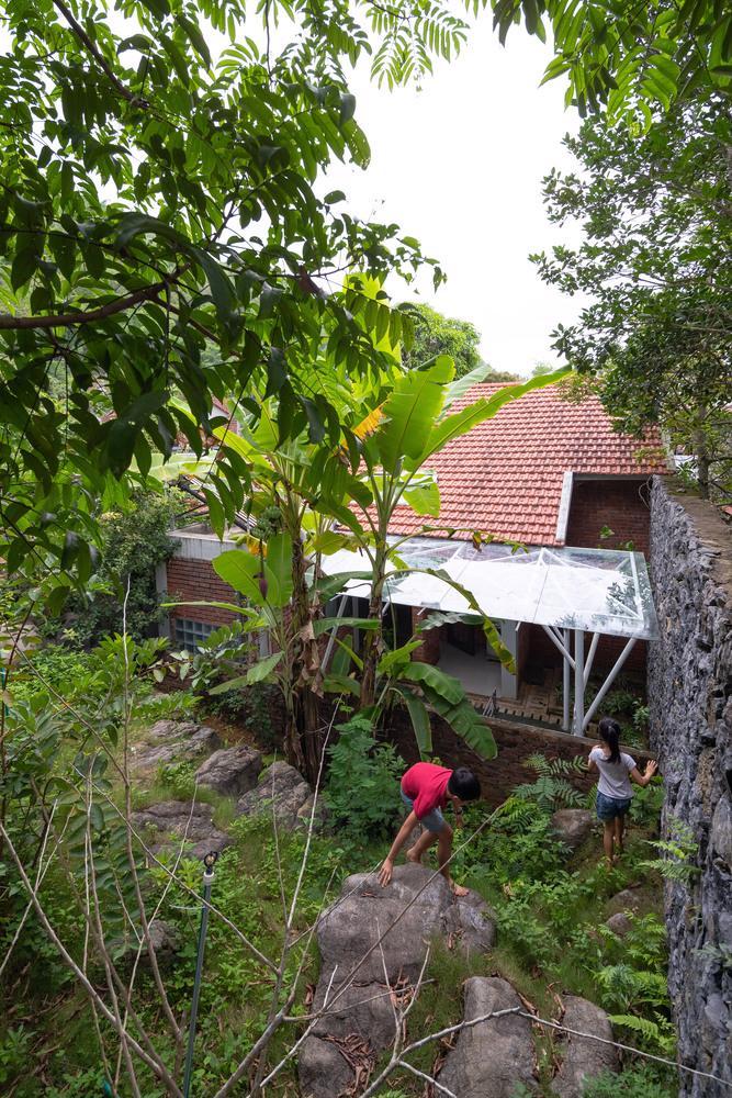 Ngôi nhà gạch độc đáo tại Sơn La được lên tạp chí nước ngoài - Ảnh 8