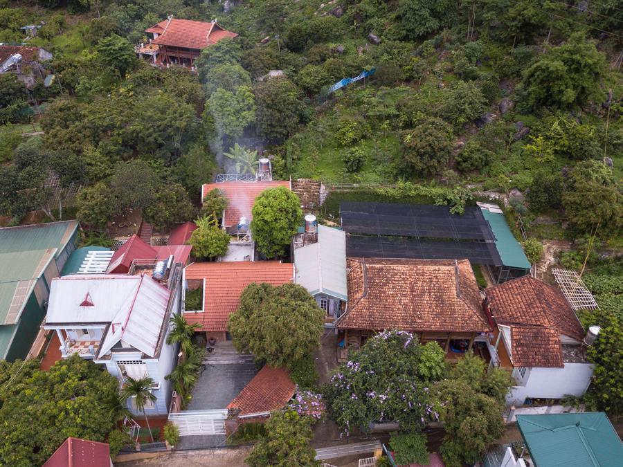 Ngôi nhà gạch độc đáo tại Sơn La được lên tạp chí nước ngoài - Ảnh 1