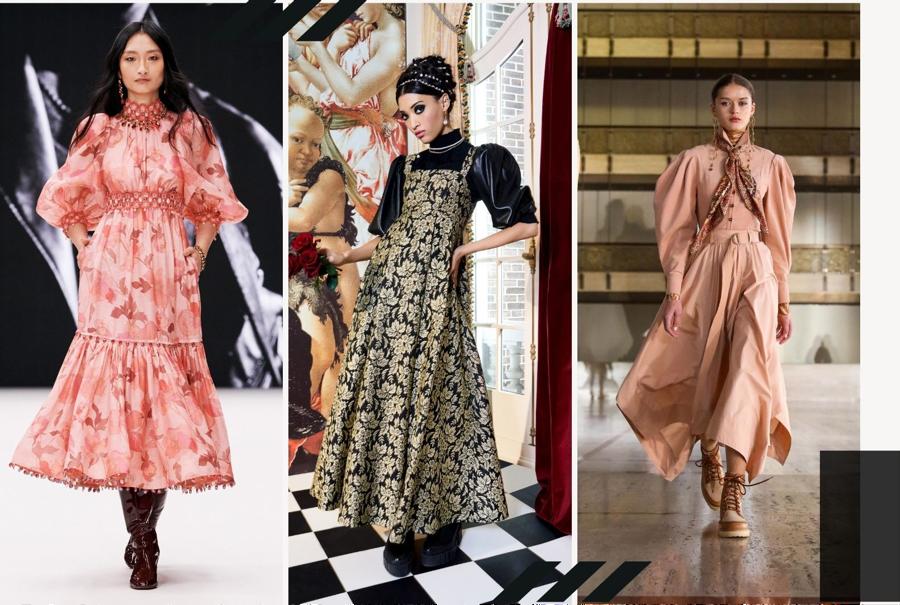 New York Fashion Weekluôn là nơi đón đầu và tạo ra cácxu hướng thời trang củagiới mộ điệu và các tín đồ thời trang.
