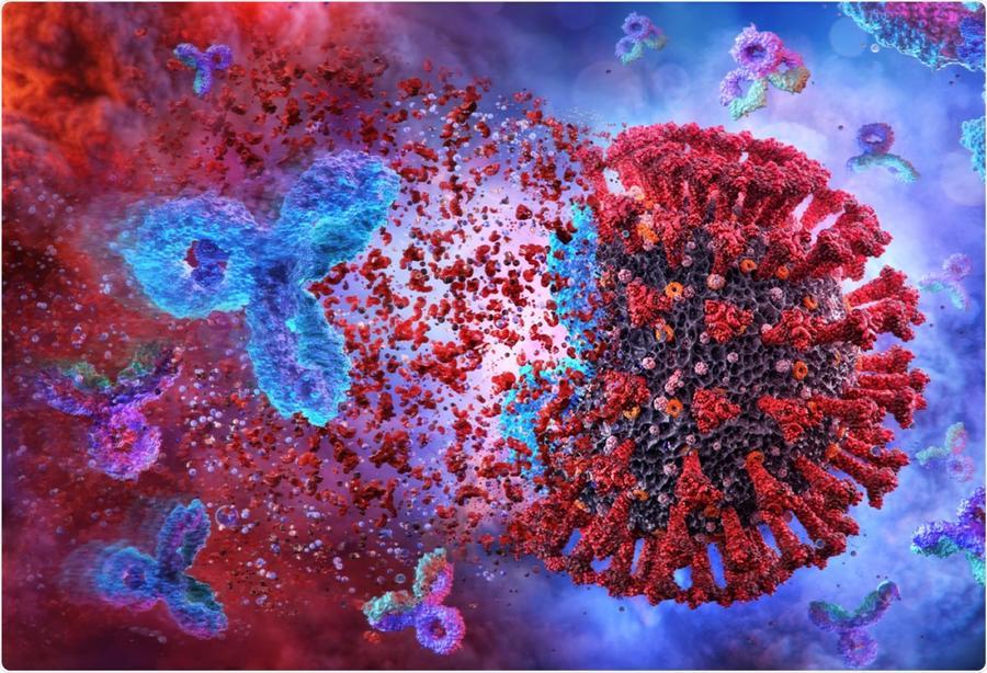 Nhóm nghiên cứu cho rằng khả năng miễn dịch tự nhiên của bệnh nhân Covid-19 khỏi bệnh đủ mạnh mẽ để chống lại các biến thể.