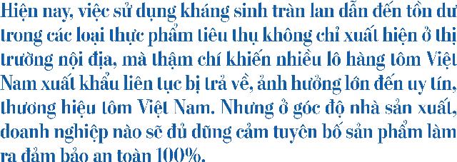Tập đoàn Việt Úc: 20 năm phát triển ngành tôm công nghệ cao - Ảnh 2