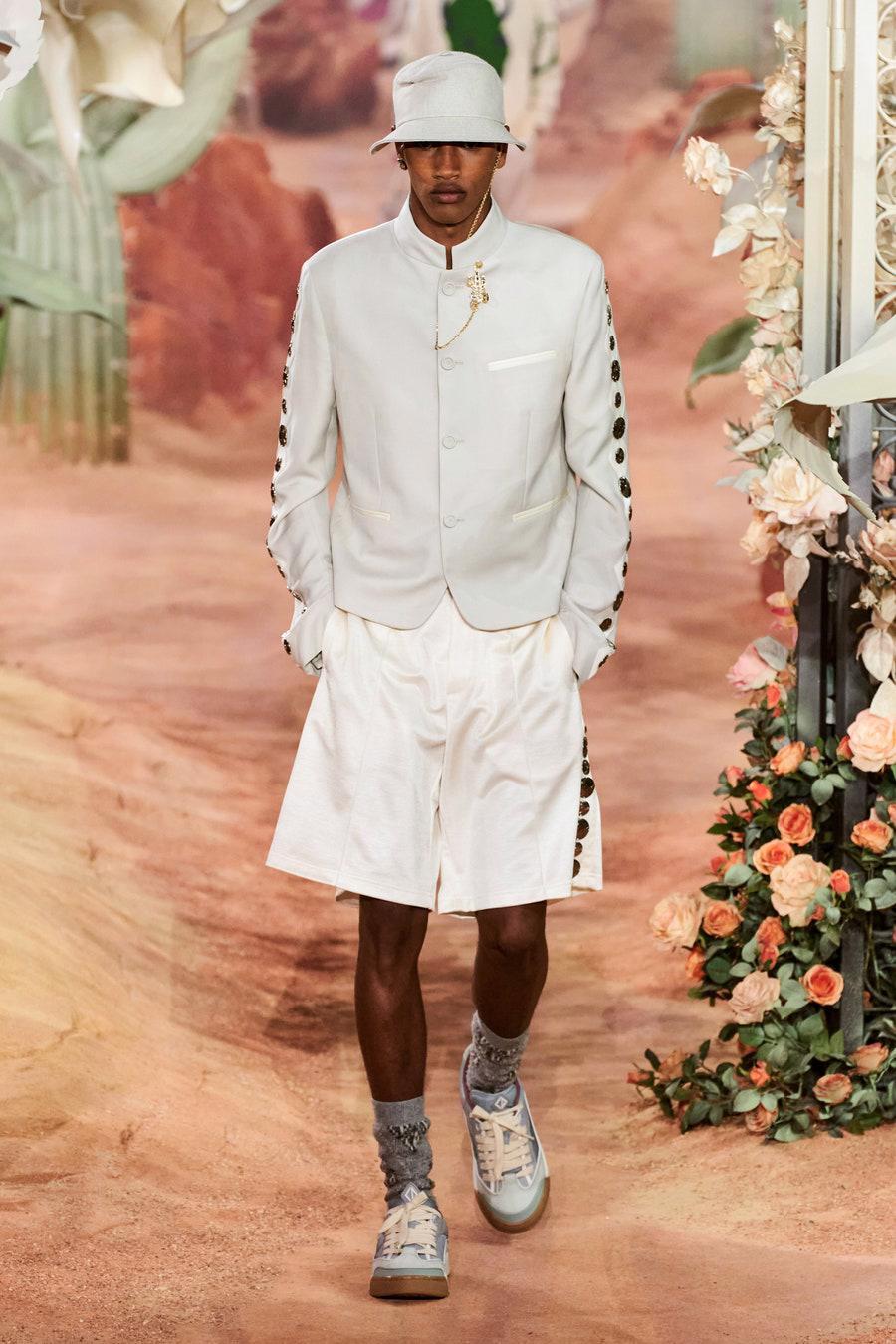 Dior Menswear Xuân Hè 2022: Những anh chàng hip hop lịch lãm - Ảnh 8