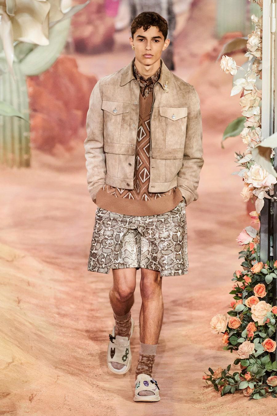 Dior Menswear Xuân Hè 2022: Những anh chàng hip hop lịch lãm - Ảnh 7