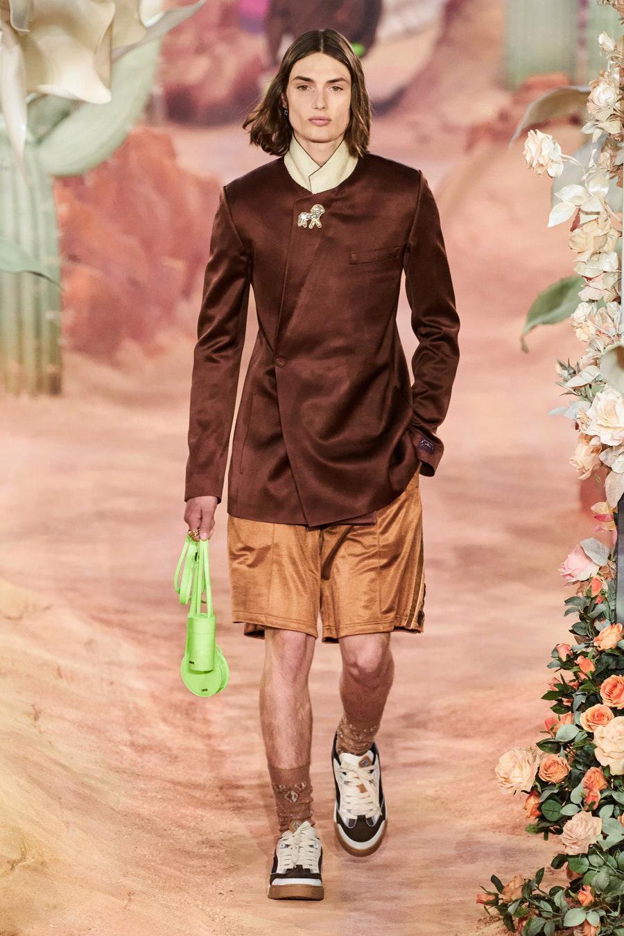 Dior Menswear Xuân Hè 2022: Những anh chàng hip hop lịch lãm - Ảnh 6