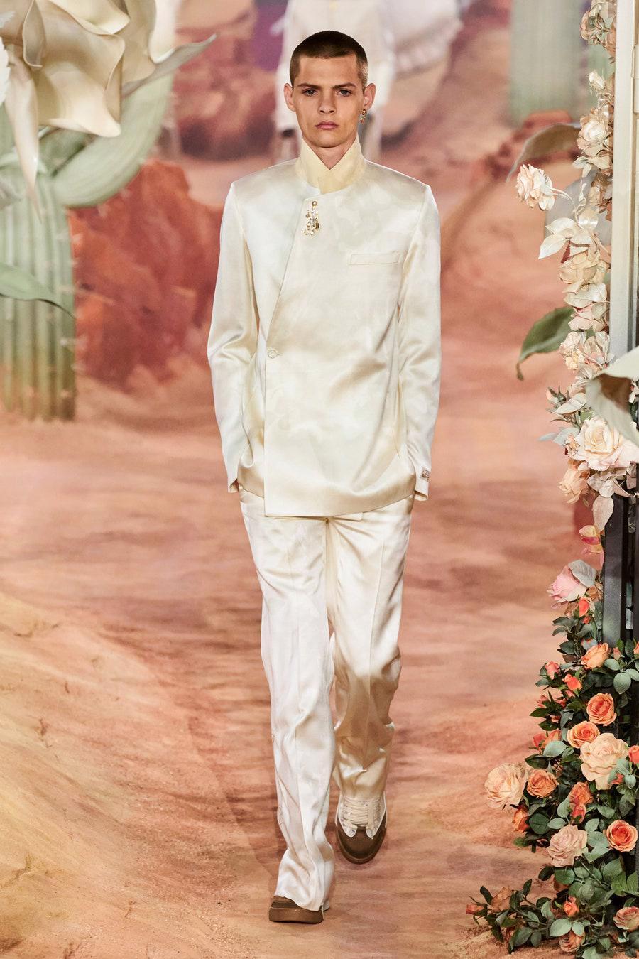 Dior Menswear Xuân Hè 2022: Những anh chàng hip hop lịch lãm - Ảnh 5