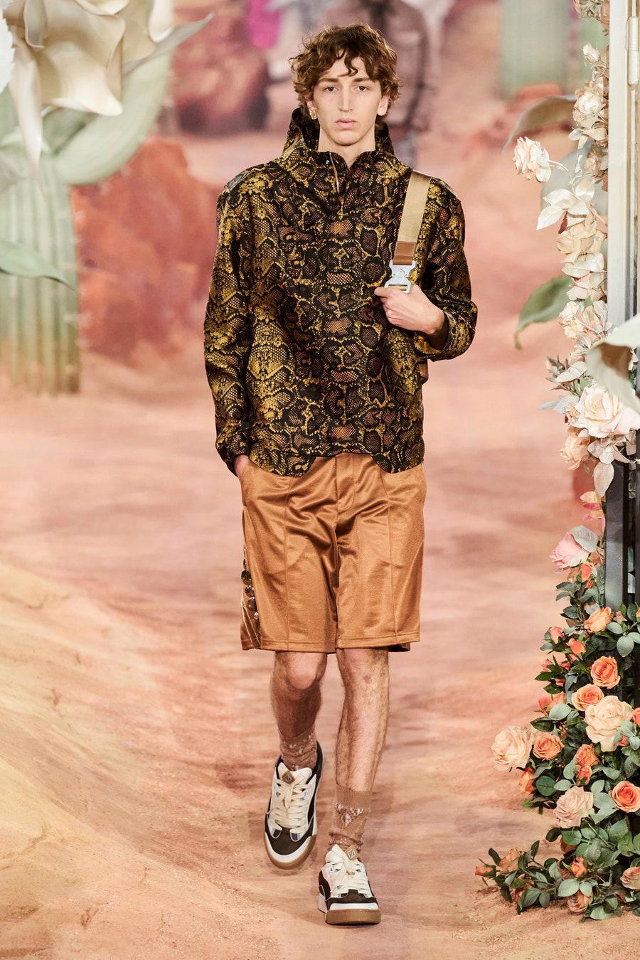 Dior Menswear Xuân Hè 2022: Những anh chàng hip hop lịch lãm - Ảnh 9